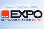 September 14-17 CEDIA Expo